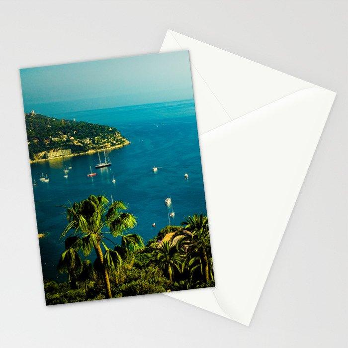 Côte d'Azur Stationery Cards