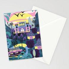 Latin Nature Stationery Cards
