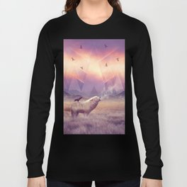 In Search of Solace Long Sleeve T-shirt
