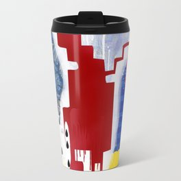 No Line On The Horizon Travel Mug