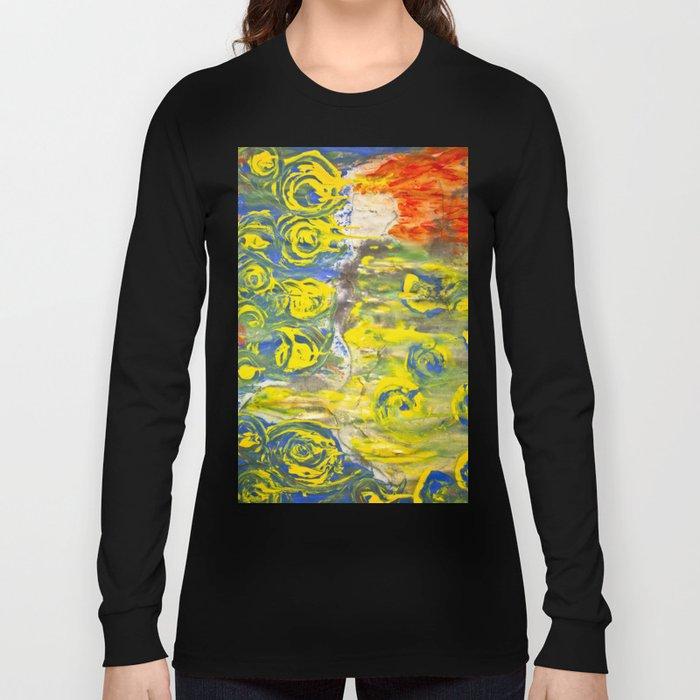 Shelby Drifting Mermaid Long Sleeve T-shirt