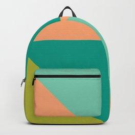 Chelsea Retro Tile Backpack