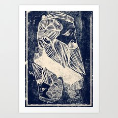 Our Own Masters Art Print