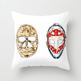 Double Dryden Throw Pillow