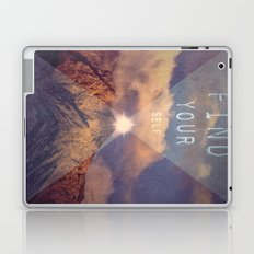 FIND YOUR SELF Laptop & iPad Skin