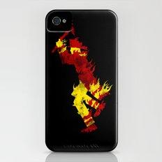 literal fireman iPhone (4, 4s) Slim Case