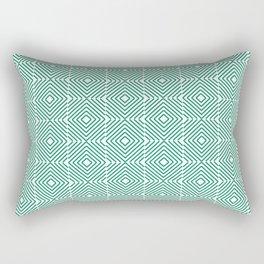 Chasm I Rectangular Pillow