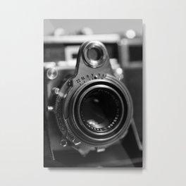Contessa Metal Print