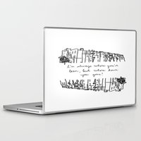 baltimore Laptop & iPad Skins featuring Baltimore by Lasafro