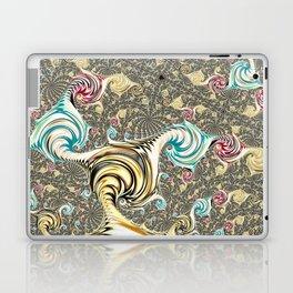 Incandescent Fractal Laptop & iPad Skin