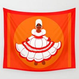¡Baile Mai! Wall Tapestry