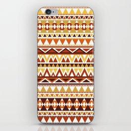 Aztec 1 iPhone Skin