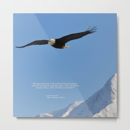 Soaring High!  -  Mature Metal Print