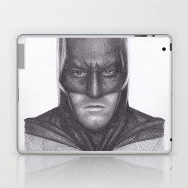 Ben Affleck Bat man Laptop & iPad Skin