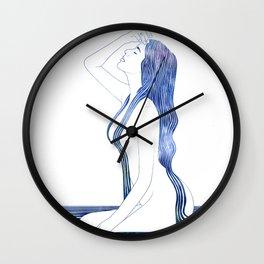 Nereid XVIII Wall Clock
