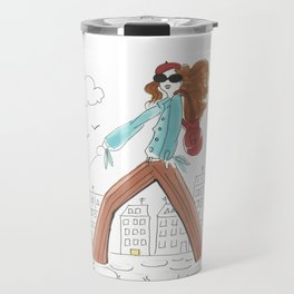 Se Promener / A Stroll Travel Mug
