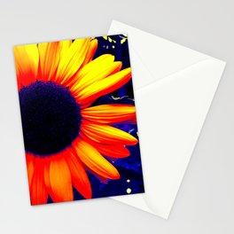 Radiation Flower Stationery Cards
