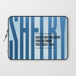 Shelby Daytona Coupe Tribute Laptop Sleeve