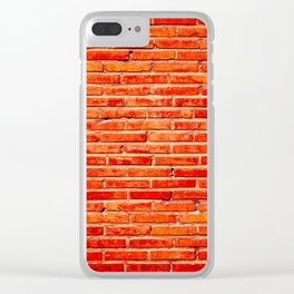 Soviet Union Clear iPhone Case