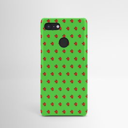 Strawberry Green - Posterized Android Case