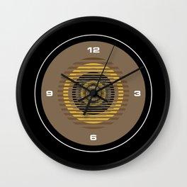 Sliced target Wall Clock