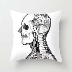 Demon Days ~ A. Throw Pillow