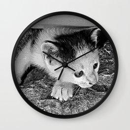 Is it safe? Wall Clock
