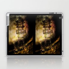 Lonely Lighthouse Laptop & iPad Skin