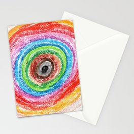 crayon Stationery Cards