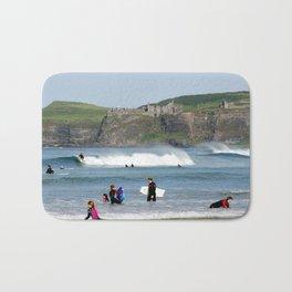 Surfs Up! Bath Mat