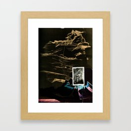 Flux Framed Art Print