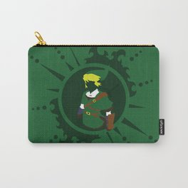 Link - Legend Of Zelda Carry-All Pouch