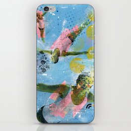 VACANCY zine - Illusion sentimentale iPhone Skin