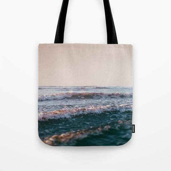 Pacific Lullaby Tote Bag