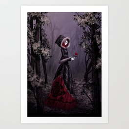 Rohesia -Prologue Art Print