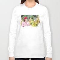 moonrise kingdom Long Sleeve T-shirts featuring moonrise kingdom by jgart