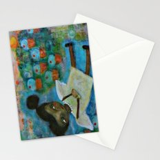 Cupcake Dream Stationery Cards