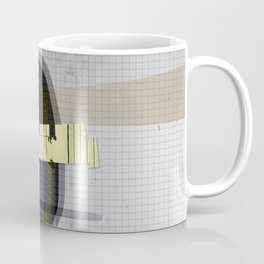 not sure Coffee Mug