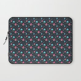 Carla Outer Space Laptop Sleeve