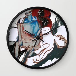 Romeo Wall Clock