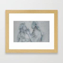 I'll Be Your Mirror [I of II] Framed Art Print