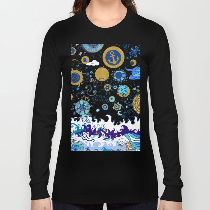 Sun & Sea Long Sleeve T-shirt