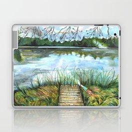 Moon Lake Laptop & iPad Skin