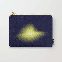 Geometric light glow Carry-All Pouch