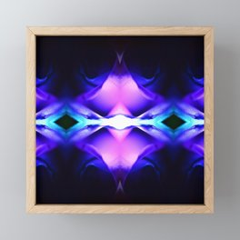 Grow Your Glow #1 Framed Mini Art Print