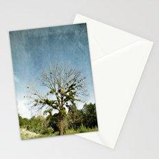 leafy lanterns Stationery Cards