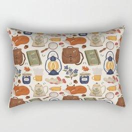 Woodland Wanderings Rectangular Pillow
