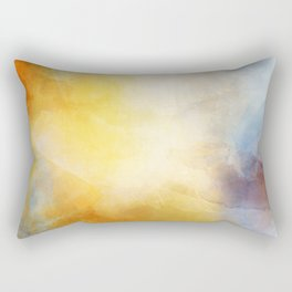Abstract Rectangular Pillow