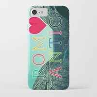 romantic iPhone & iPod Cases featuring ROMANTIC by famenxt