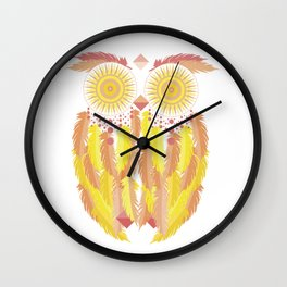 Coachella Wall Clock